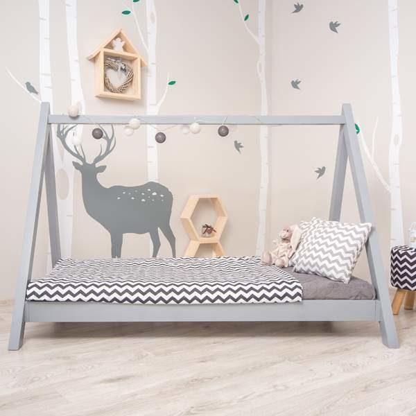 Tipi Hausbett Kinderbett